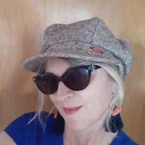 NWOT Roxy Newsboy Cap